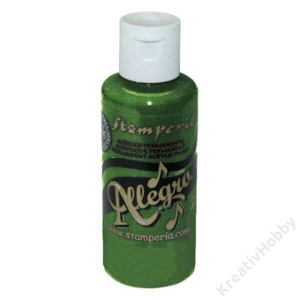 Allegro, matt AF, 59 ml, sötétzöld KAL29