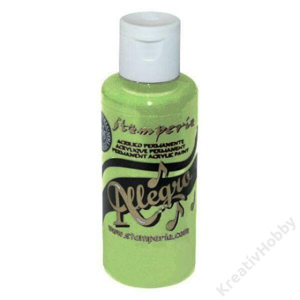 Allegro, matt AF, 59 ml, zellerzöld