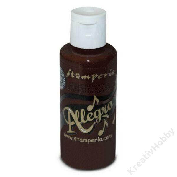 Allegro, matt AF, 59 ml, barna
