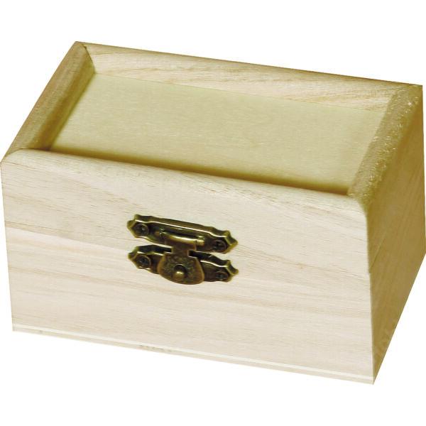 Minidoboz, peremes 9 x 4,7 x 5,5 cm
