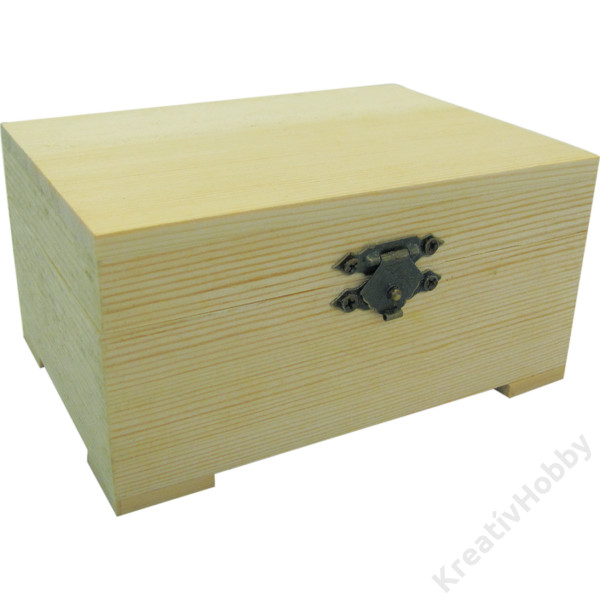 Doboz, 12,5 x 9 x 6,3 cm