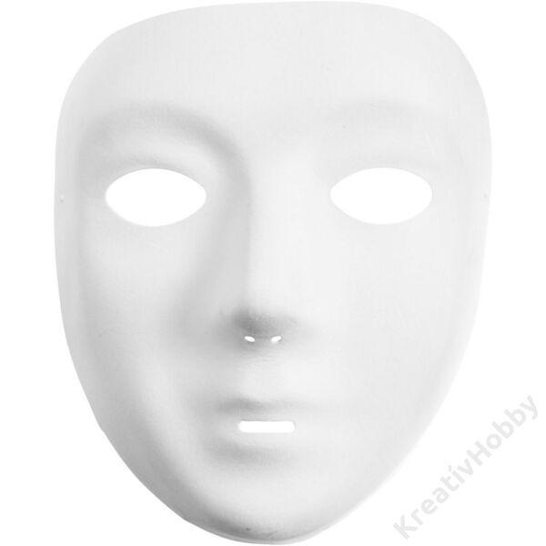 Műanyag maszk, TELJES ARC