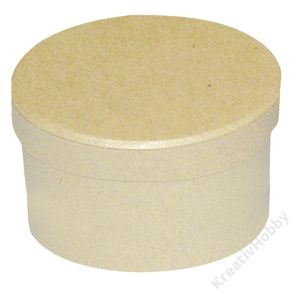 Kerek kalapdoboz 27x14,5 cm nagy