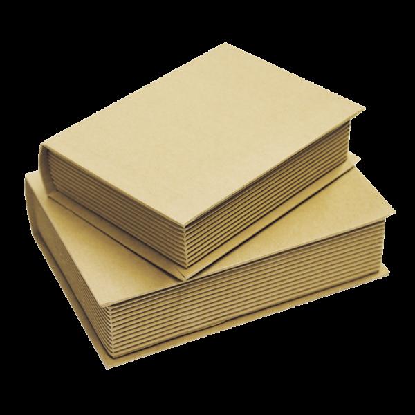Könyv formájú doboz, kicsi