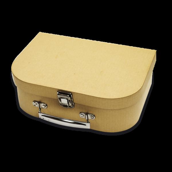 Bőrönd 25,5x17,5x8,5 cm
