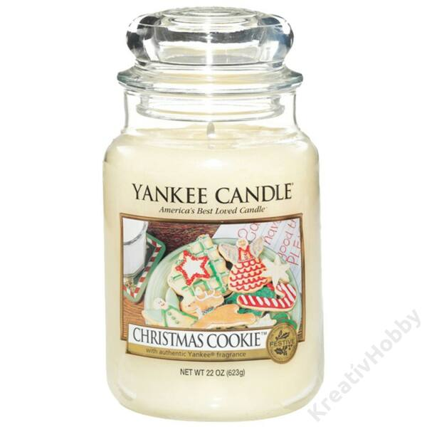 Yankee Candle,Christmas Cookie 629g