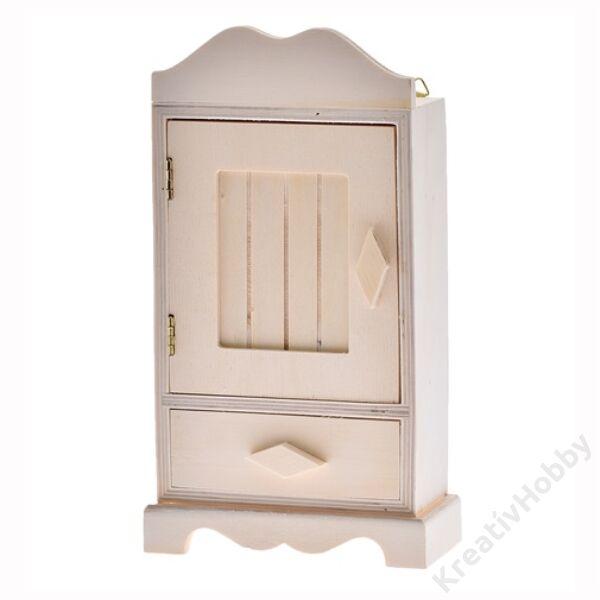 Kulcstartó szekrény 14*6*24cm