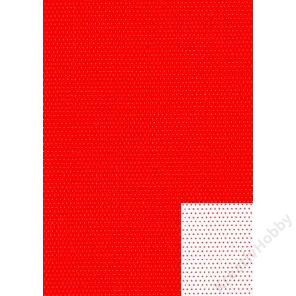 Happy Papír A/4 kétoldalas, piros pöttyös
