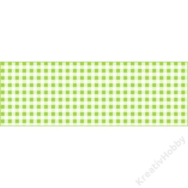 Happy Papír A/4 kétoldalas, zöld kockás
