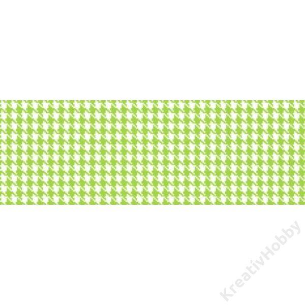 Happy Papír A/4 kétoldalas, pepita, zöld