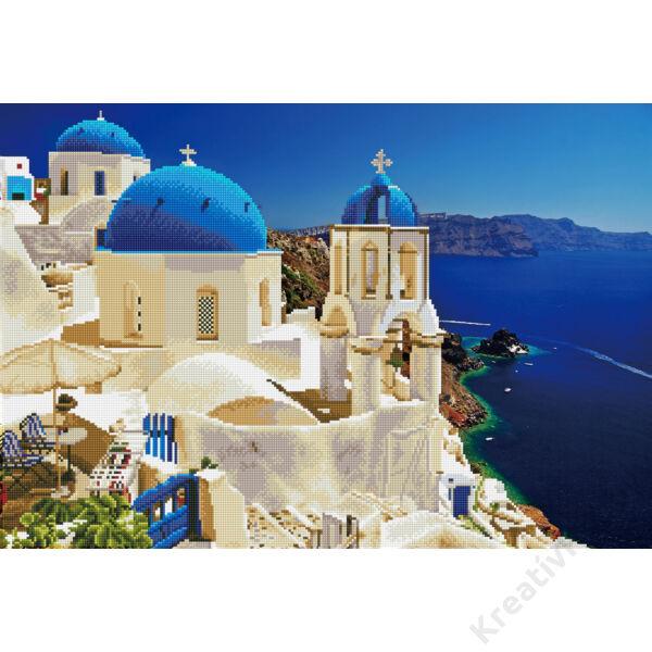 Görög látkép 84*60cm