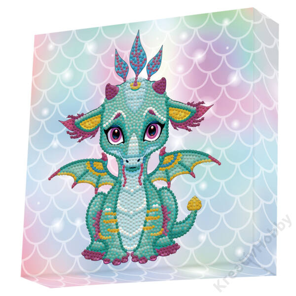 Dotz Box Ariel the Baby Dragon 22*22cm