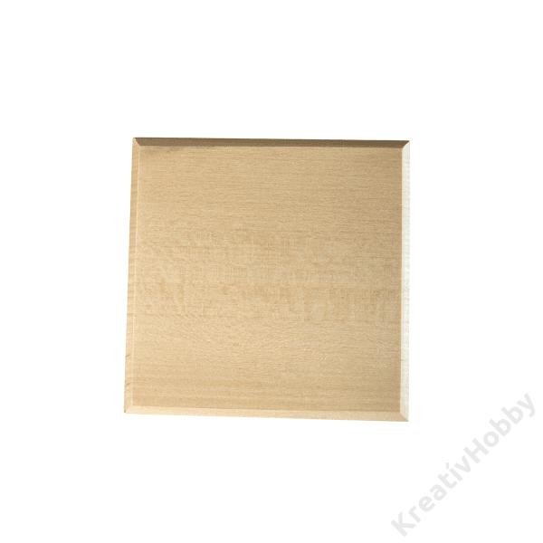 Falap, négyzet 12x12 cm