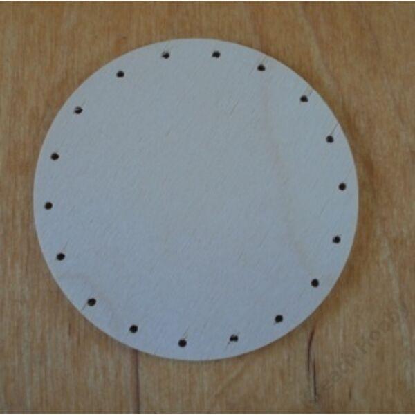 Faalap kosárfonáshoz kör 9 cm