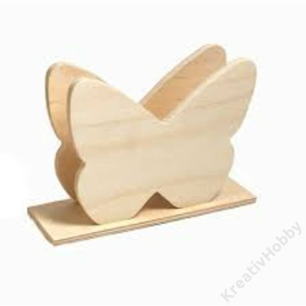 Szalvétatartó pillangó