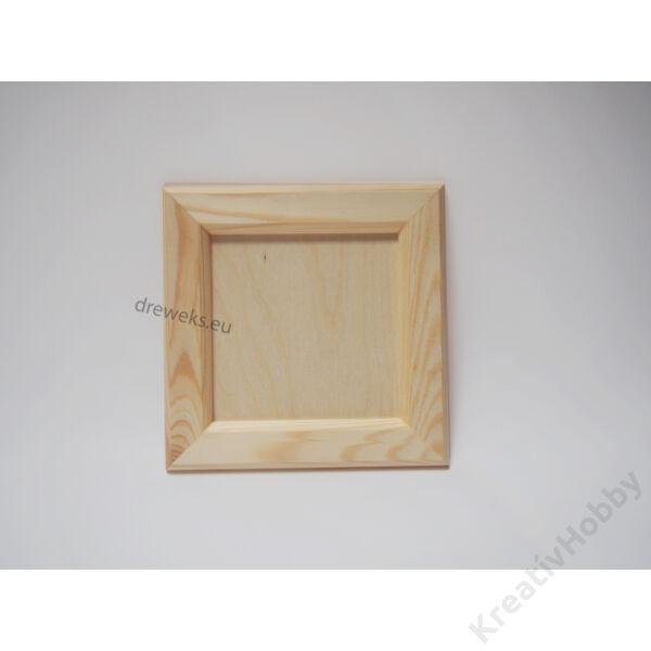 Képkeret, négyzet, 19x19 cm