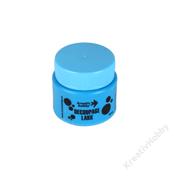 Decoupage lakk, 60 ml