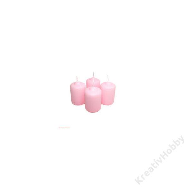 Adventi gyertya,Rózsaszín