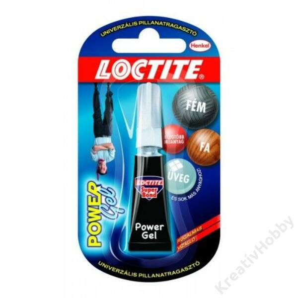 Loctite Super Bond gél 2g