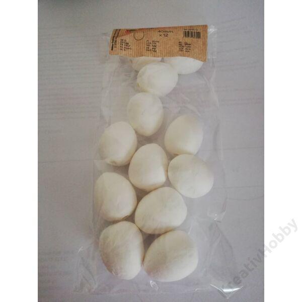 Préselt papír tojás 4cm 12db/cs
