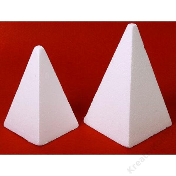 Hungarocell piramis, 20 cm