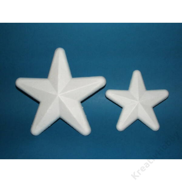 Hungarocell csillag 10cm