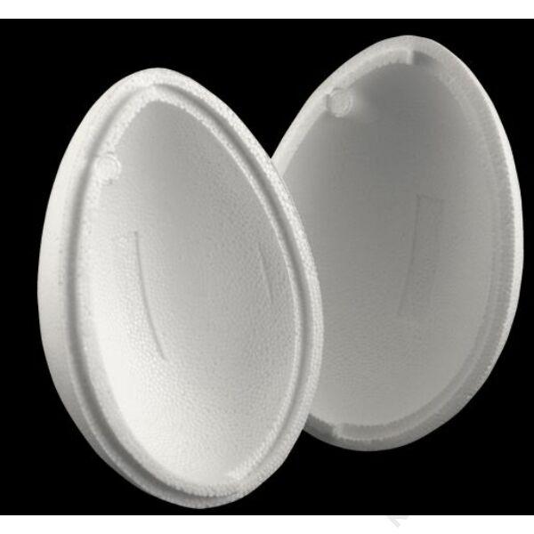 Hungarocell tojás 15cm két részes