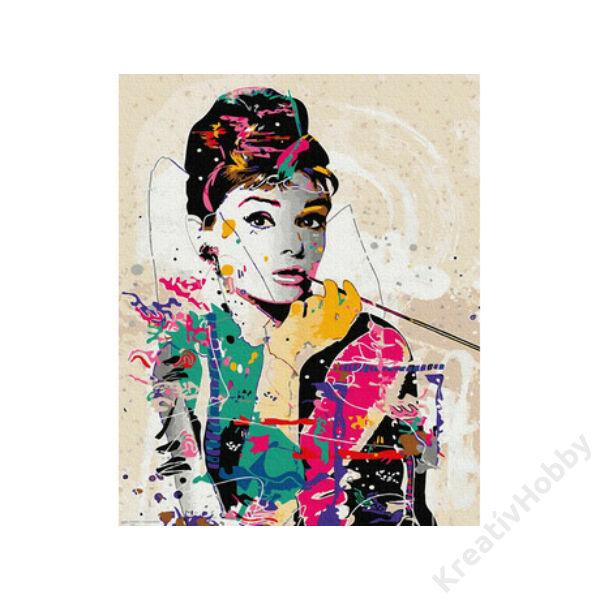 Audrey Hepburn(40x50CM)