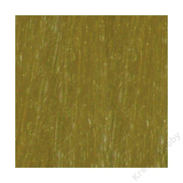 Krepp papír metál - Arany