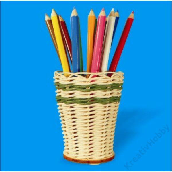 Készítsd Magad Mini ceruzatartó