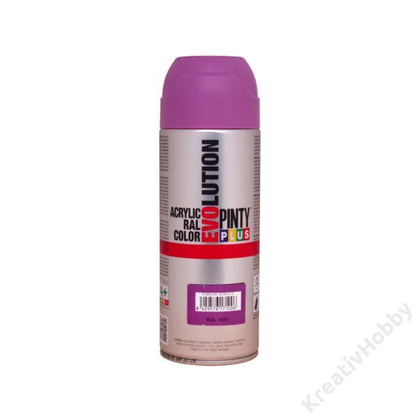 EVO akril spray RAL4001 LILA 200ml