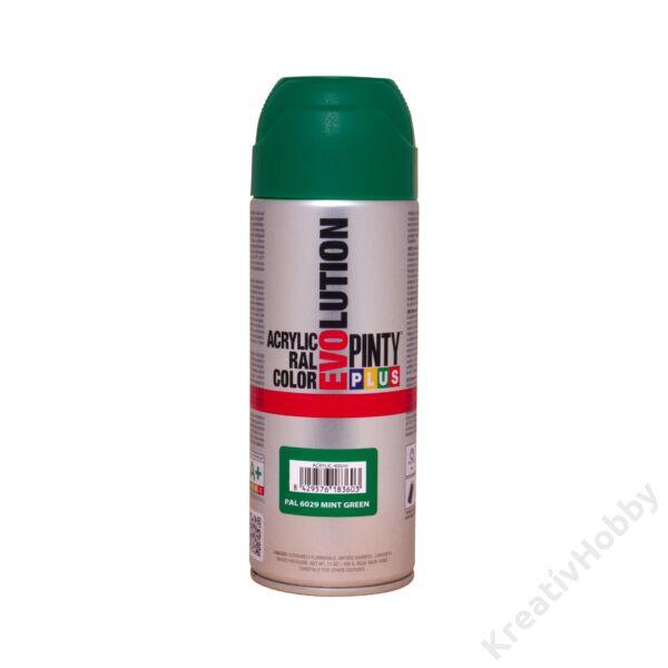 EVO akril spray RAL6029 MENTAZÖLD 200ml