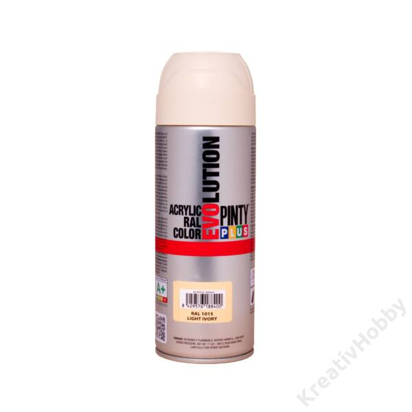 EVO akril spray RAL1015 VILÁGOS KRÉM 200ml