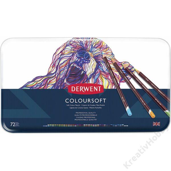 D.COLOURsoft CERUZA 72szín/klt.
