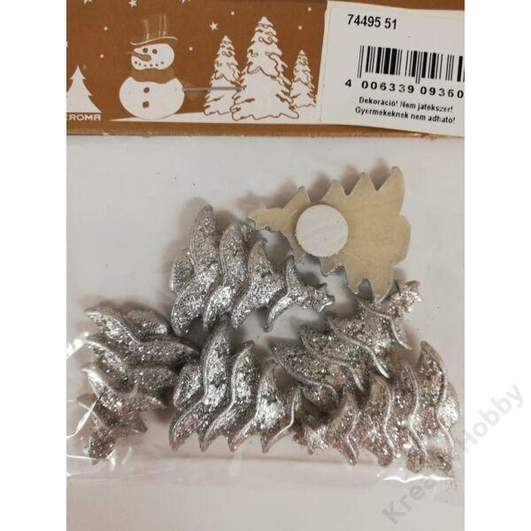Fenyőfa ragasztható ezüst