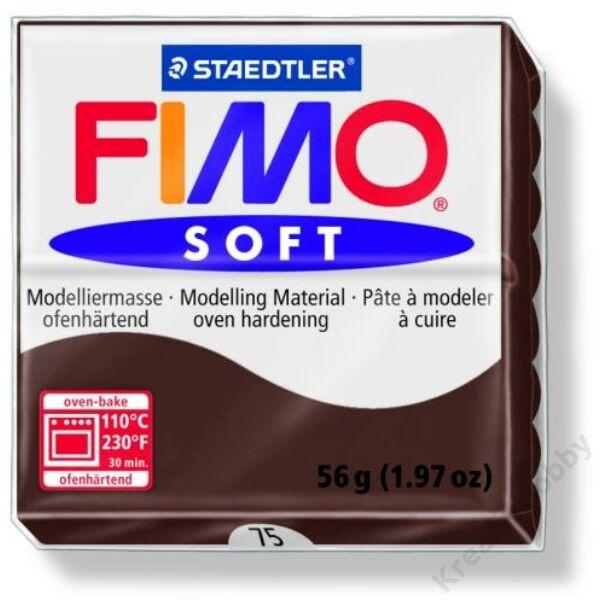 FIMO Soft süthető gyurma - Csokoládé