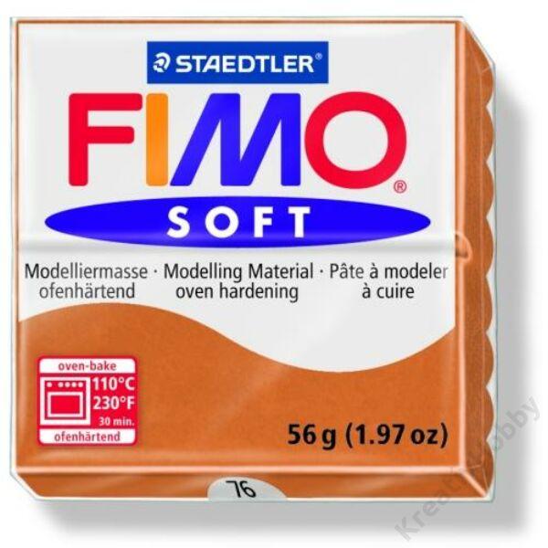 FIMO Soft süthető gyurma - Konyak