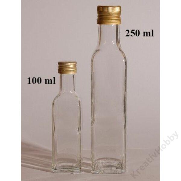 Üveg, MARASCA 100ml