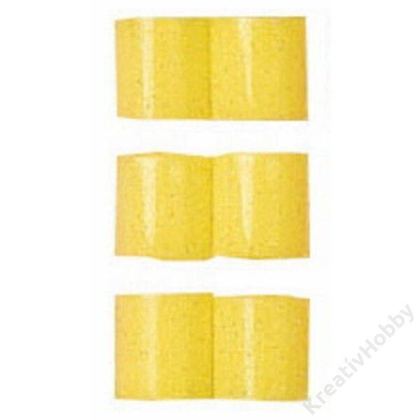 Vasalható gyöngy, PASZTELL sárga