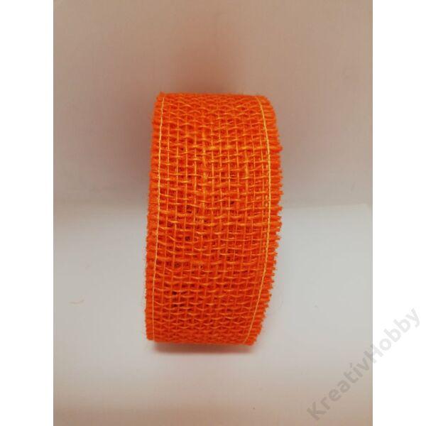 Zsákszalag 5cm*1m,Narancs