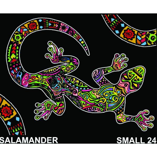Colorvelvet bársonykép 21x29,7 cm/Salamandra