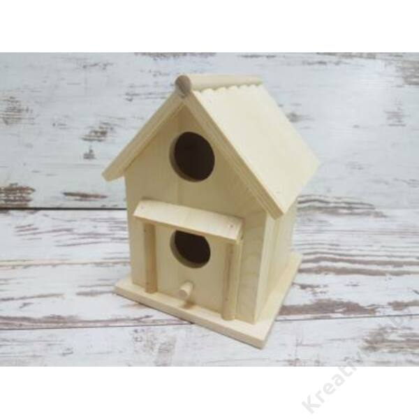 Naúr fa mini házikó