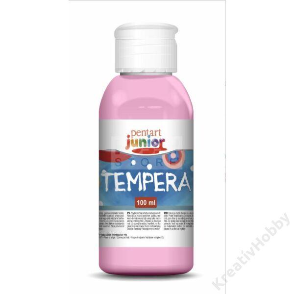 Tempera festék 100 ml világosrózsaszín
