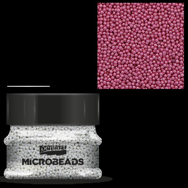 Szórógyöngy 0,8-1 mm 40 g rózsaarany