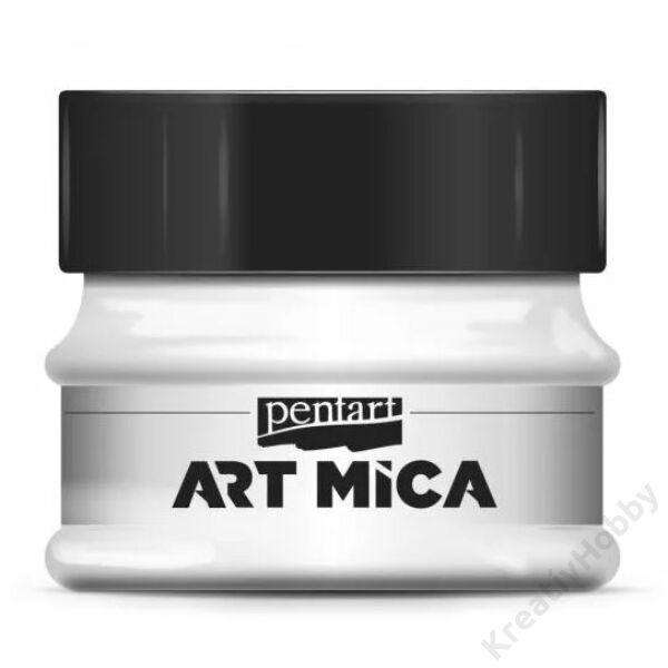 Art Mica gyöngyházfehér min. 9 g